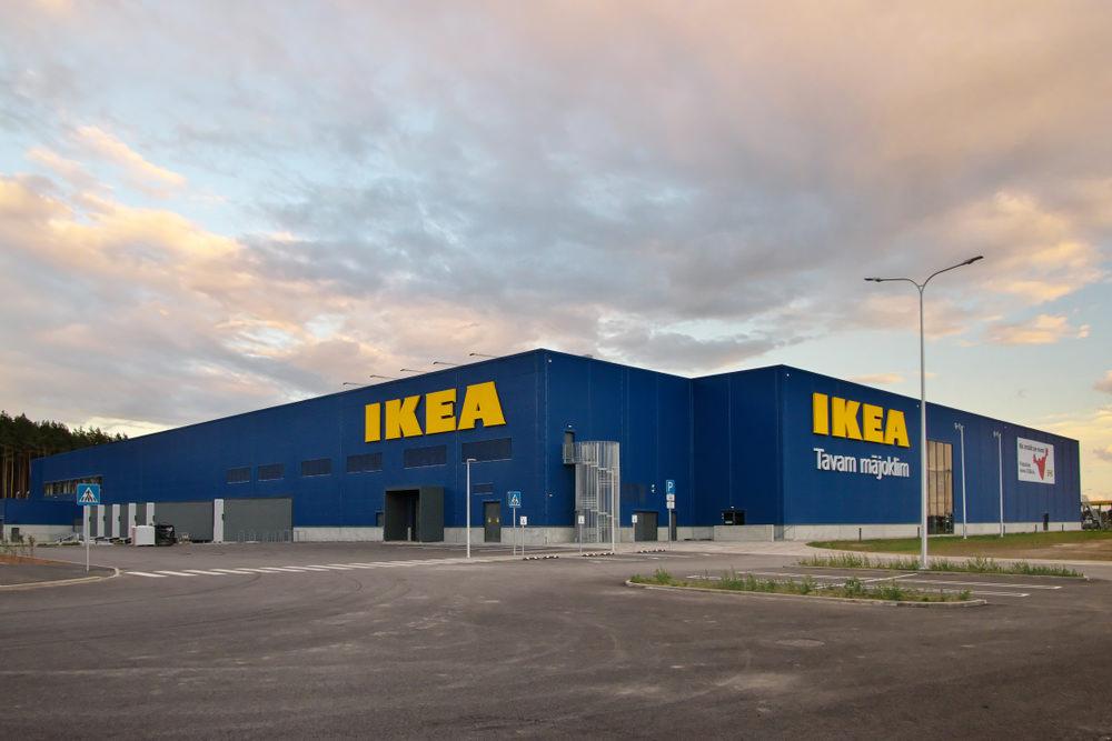 Antiques v Ikea